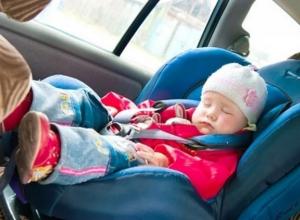 Годовалый малыш пострадал в ДТП на трассе Ростов - Волгодонск