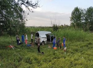 Среди погибших на трассе Ростов-Волгодонск могут быть иностранцы