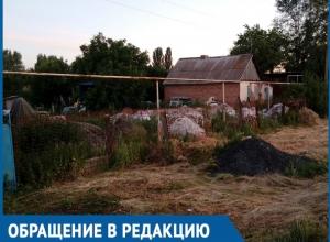Ежедневно хутор Ясырев окутывает едкий запах пластика, - хуторяне о соседстве с заводом по переработке пластика