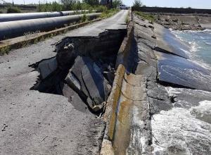 «Волгодонск не останется без воды»: разрушение водозабора не угрожает водоводу и питающему кабелю