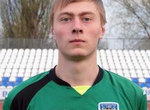 Вратарь Александр Полторак перешел из ФК «Волгодонск» в «Кубанскую корону»