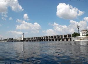 Еще на 8 сантиметров поднялся уровень воды в Цимлянском водохранилище