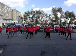 Студенты ВИТИ НИЯУ МИФИ приняли участие в фестивале комсомольской песни