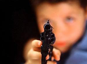 10-летний школьник прострелил другу голову во время игры в «войнушку»