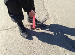 Ужасы ямочного ремонта в Волгодонске: проверка ОНФ оставила много вопросов
