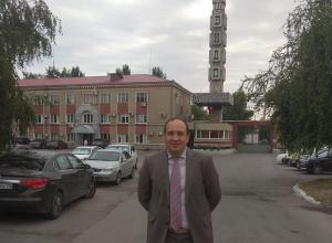 ВКДП и сквер «Юность» любимые места депутата Алексея Фирсова
