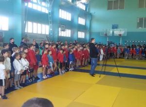 Волгодонские самбисты завоевали три медали на открытом первенстве в Донецке