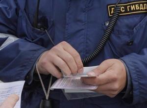 У пассажиров автомобилей теперь могут проверить документы сотрудники ГИБДД