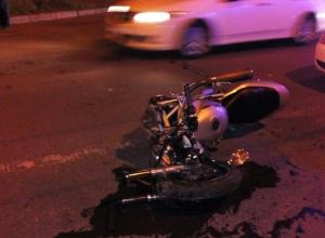 За смерть мотоциклиста под Волгодонском виновника ДТП не лишили прав