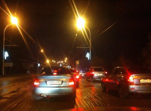 Ремонт улицы 2-ой Бетонной в дождь вызвал шквал возмущений среди волгодонцев