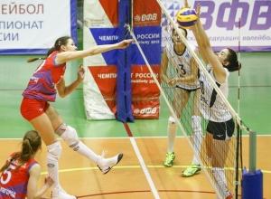 Во втором круге чемпионата России по волейболу волгодонский «Импульс» продолжает терять очки