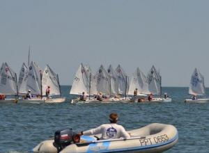 Волгодонские яхтсмены триумфально закрыли домашний этап «Кубка Ростовской области»