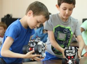 37 юных волгодонцев заняли призовые места на международных соревнований по робототехнике