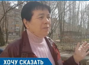 Мы живем, как на мусорке, - волгодончанка Татьяна Селиванова