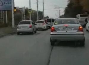 Светофоры у «Комсомольца» и на Жуковском шоссе «сошли с ума» из-за воды и возраста