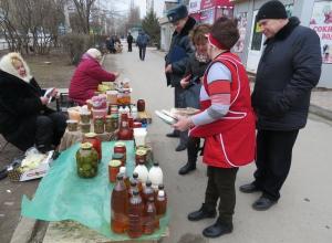 Власти намерены полностью убрать стихийную торговлю с улиц Волгодонска