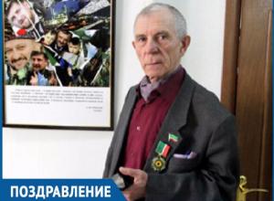 Свой 75-летний юбилей отмечает самый неординарный художник Волгодонска