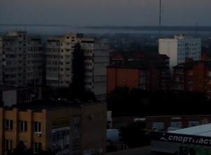 Неприятный запах гари от дымящей свалки продолжает будить по утрам волгодонцев