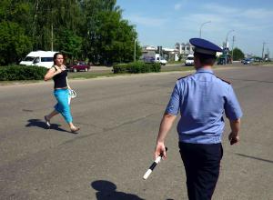Пешеходам в ближайшие дни полиция Волгодонска уделить особое внимание