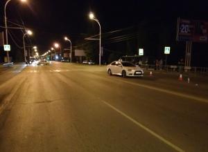 Маму с 6-летним ребенком на пешеходном переходе сбил 21-летний парень на «Мицубиси»