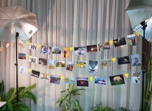 Сообщество фотолюбителей «Линия Взгляда» открыло отчетную выставку