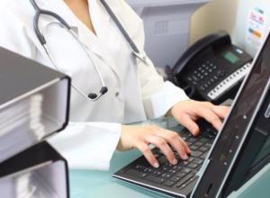 От рукописных амбулаторных карт к электронным перейдут волгодонские педиатры