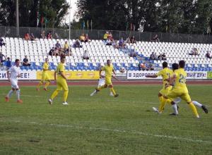ФК «Волгодонск» сыграет с батайскими спортсменами