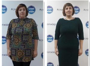 Победительница проекта «Преображение» Екатерина Кико сбросила 17 килограммов