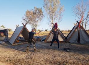 Реконструкторы из Оренбурга рассказали о своих впечатлениях в Волгодонске
