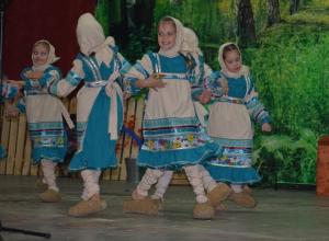 С аншлагом прошел отчетный концерт народных коллективов в Волгодонске