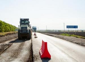 За 800 миллионов рублей отремонтируют 34 километра трассы Ростов-Волгодонск
