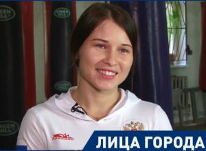 Хочу стать олимпийской чемпионкой! - волгодончанка Екатерина Пинигина