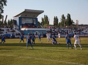 ФК «Волгодонск» предстоит непростая игра в таганрогским «Кобартом»