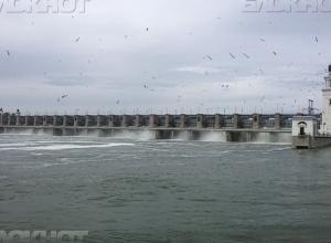 До нормального подпорного уровня Цимлянского водохранилища остается всего 18 сантиметров