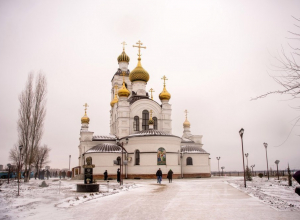 В Свято-Троицком храме пройдут праздничное богослужение и освящение воды в день Крещения Господа