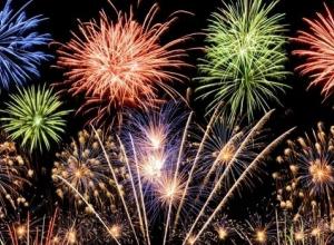 Лучшие новогодние фейерверки украсят ваш Новый Год