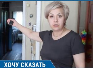 В Волгодонске женщина-инвалид вынуждена жить с соседкой, которая развела клопов и тараканов
