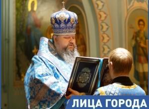 Архиерей Русской православной церкви, Епископ Волгодонский и Сальский отмечает личный праздник