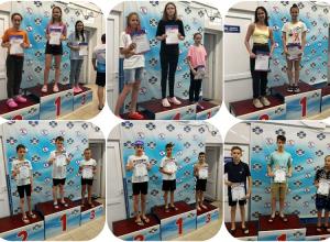 В Волгодонске определили новых звезд плавания
