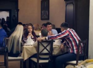 Поддержи сборную России всей семьей вместе с пиццерией «Камин