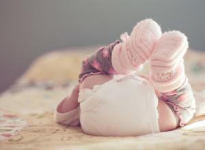 Малышку, которая первой родилась в Волгодонске в 2018 году, назвали Ксенией