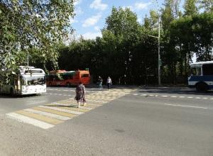 Пешеходов в Волгодонске стали чаще штрафовать на 500 рублей за нарушения ПДД