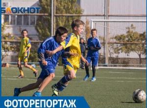 Фоторепортаж с открытого традиционного турнира по футболу «Памяти Г.П. Кима»