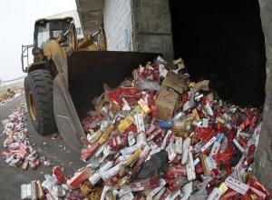 В Волгодонске решили жёстко бороться с опасным, фальсифицированным и дешёвым дымком