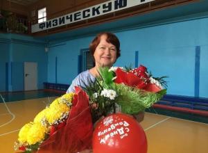 Шестидесятилетний юбилей отметила одна из лучших бегуний Волгодонска Ирина Терешкина