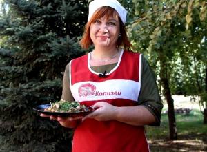 Блюдо поострее для голодного мужчины приготовила Наталья Остапенко