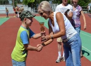 В честь Дня физкультурника в Волгодонске устроили спортивные соревнования