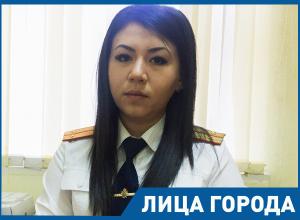 Убийства меня не пугают, расследование тяжких преступлений-моя профессия, - старший следователь Анна Кульбаева
