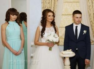 Церемонии бракосочетаний в Волгодонске обретут новое лицо