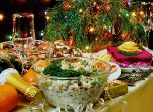 Сколько придется потратить волгодонцам, чтобы накрыть новогодний стол